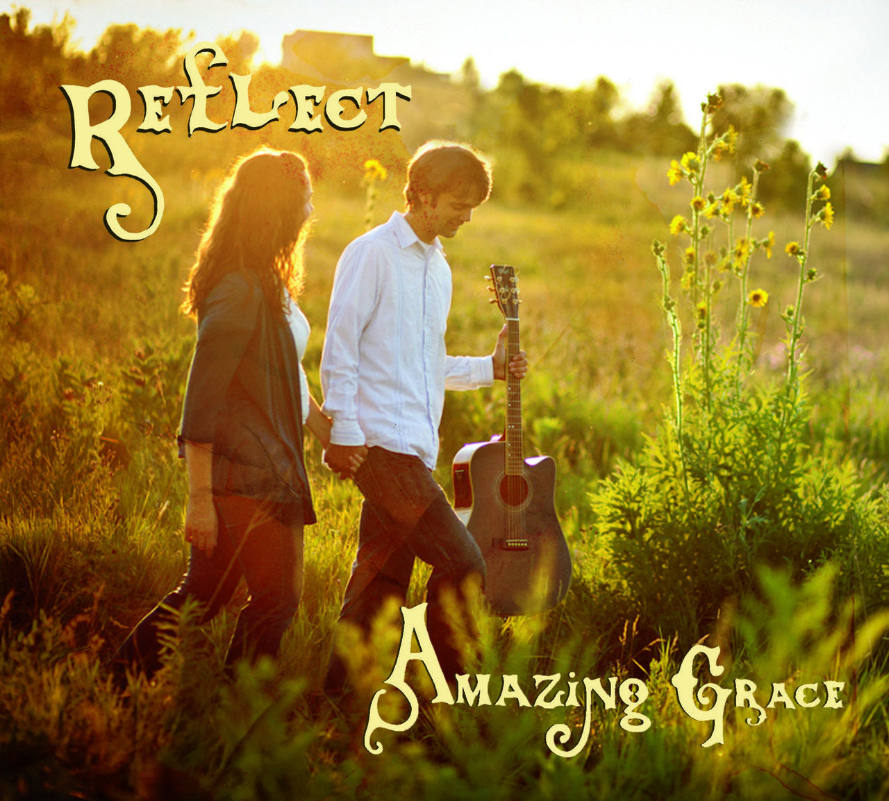 Reflect Amazing Grace CD