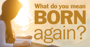 what is born again?