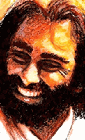 Jesus man of Joy